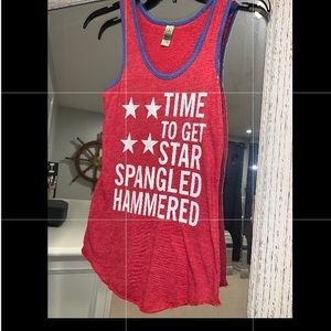 Tops - Fourth of July Tank